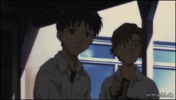 Screenshot 6 von Evangelion: 1.0 You Are [Not] Alone