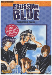 Cover: Prussian Blue