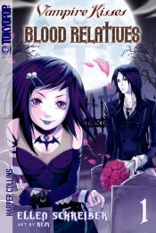 Cover: Vampire Kisses: Blood Relatives