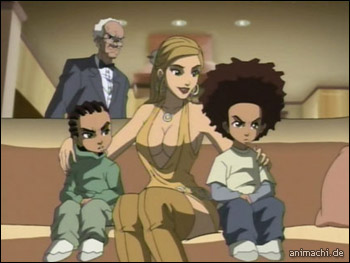 Screenshot 1 von Boondocks, The