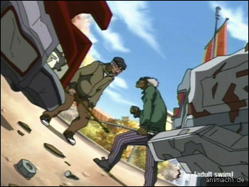 Screenshot 2 von Boondocks, The