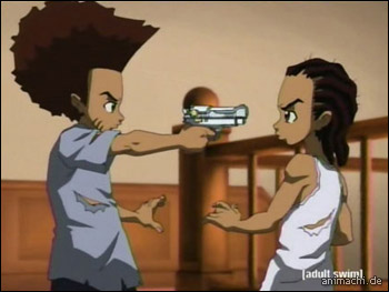 Screenshot 4 von Boondocks, The