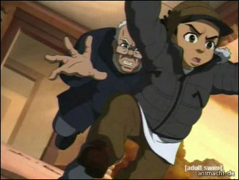 Screenshot 5 von Boondocks, The