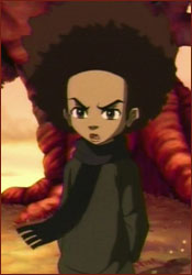 Cover: Boondocks, The