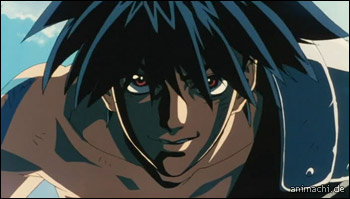 Screenshot 1 von Escaflowne the Movie
