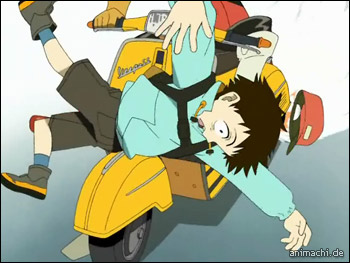 Screenshot 1 von FLCL