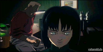 Screenshot 3 von Ghost in the Shell