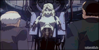 Screenshot 5 von Ghost in the Shell