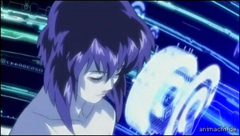 Screenshot 1 von Ghost in the Shell: Stand Alone Complex
