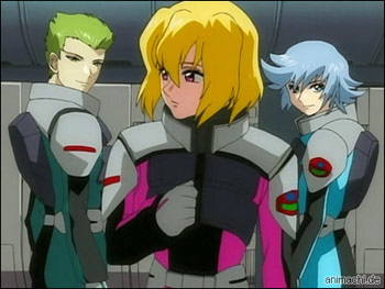 Screenshot 1 von Mobile Suit Gundam SEED Destiny