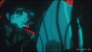 Screenshot 2 von Neon Genesis Evangelion: The End of Evangelion