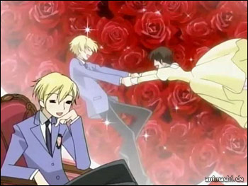 Screenshot 1 von Ouran Koukou Host Club