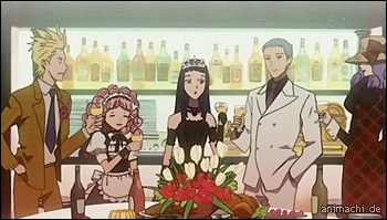 Screenshot 4 von Paradise Kiss