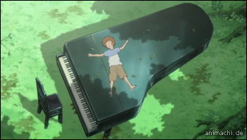 Screenshot 1 von Piano no Mori