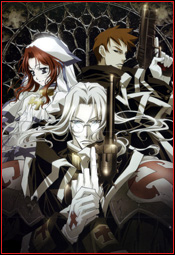 Cover: Trinity Blood