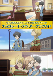 Cover: Chocolate Underground