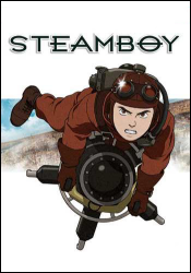 Cover: Steamboy