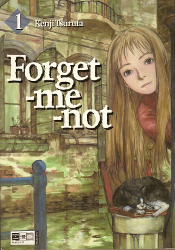 Cover: Forget-me-not